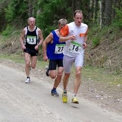 SEB 31. Tartu Jooksumaraton - Ago Veilberg (13), Rait Pallo (16)