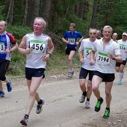 SEB 31. Tartu Jooksumaraton - Anatoli Läte (456), Gunnar Keernik (513), Siim Unt (2194)
