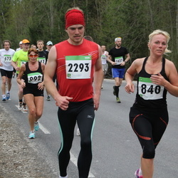 SEB 31. Tartu Jooksumaraton - Maris Aagver (848), Jürgo Jartsev-Moont (2293)