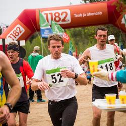 SEB 31. Tartu Jooksumaraton - Kaidar Hussar (52), Ago Saluveer (118)
