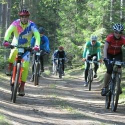 20. Tartu Rattamaraton - Aare Allaje (6170), Anneli Kulver (6339)