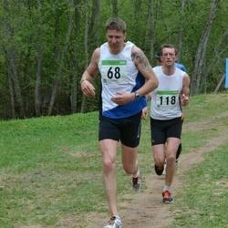 SEB 31. Tartu Jooksumaraton - Talis Nurk (68), Ago Saluveer (118)