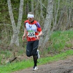 SEB 31. Tartu Jooksumaraton - Arno Bachaus (335)