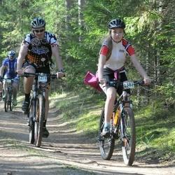 20. Tartu Rattamaraton - Margus Alttoa (5419), Berit Alttoa (6382)
