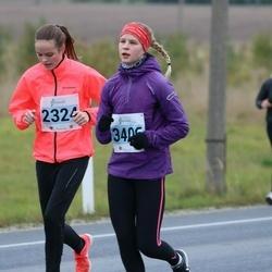 Paide-Türi Rahvajooks - Triine Luus (2324), Annika Vainikk (3406)