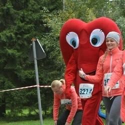 Paide-Türi Rahvajooks - Annika Nõulik (2562), Kaspar Tammist (3214)