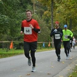 Paide-Türi Rahvajooks - Aap Allmägi (68), Taavi Varb (1015)