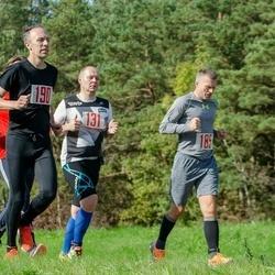 143. Pööripäevajooks - Kaido Rosin (131), Andre Käen (185), Ain Koplimäe (190)