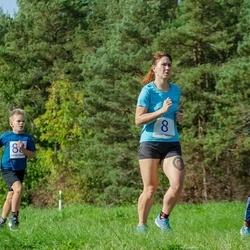 143. Pööripäevajooks - Maris Talvik (8), Edward Mihkel Oll (15)