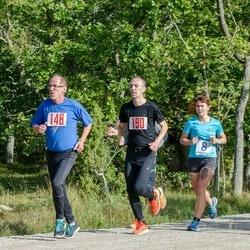 143. Pööripäevajooks - Maris Talvik (8), Ami Timm (26), Roman Rannisto (148), Ain Koplimäe (190)
