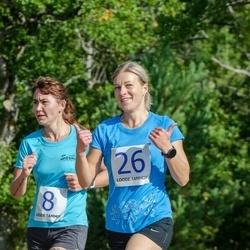 143. Pööripäevajooks - Maris Talvik (8), Ami Timm (26)