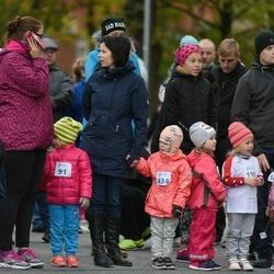 Paide-Türi rahvajooksu lastejooksud - Janelle Hints (91), Lenna-Liisa Pärn (434)