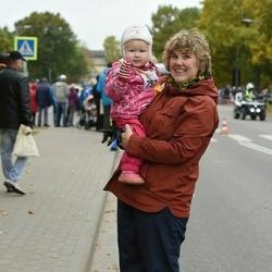 Paide-Türi rahvajooksu lastejooksud - Rosanna Kütt (757)