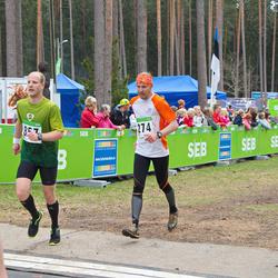 SEB 31. Tartu Jooksumaraton - Andres Pae (274), Ander Raud (857)