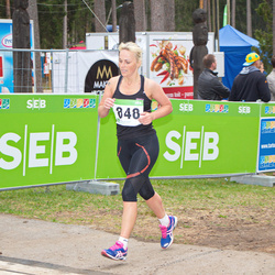 SEB 31. Tartu Jooksumaraton - Maris Aagver (848)