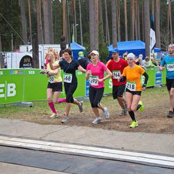 SEB 31. Tartu Jooksumaraton - Maie Kuusik (218), Armi Tähema (368), Teemar Hiir (1065)