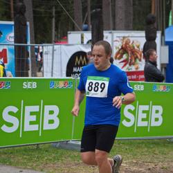 SEB 31. Tartu Jooksumaraton - Aron Mitt (889)