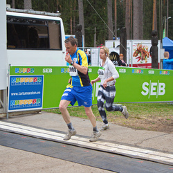 SEB 31. Tartu Jooksumaraton - Ago Käis (2008)
