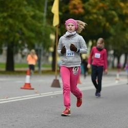 Paide-Türi rahvajooksu lastejooksud - Claudia Isabel Orumaa (357)