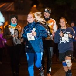 Friday Night Run - Evelina Jakobson (19), Riina Jakobson (21)