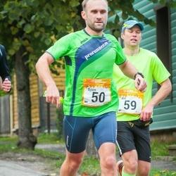 6. Tartu Linnamaraton - Björn Puna (50), Ahti Nuga (59)
