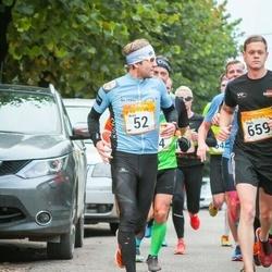 6. Tartu Linnamaraton - Arno Bachaus (52), Mark Jeffery (659)