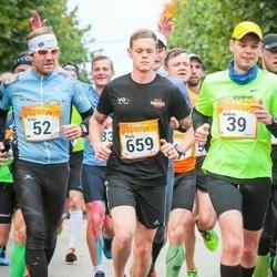 6. Tartu Linnamaraton - Andres Kuningas (39), Arno Bachaus (52), Mark Jeffery (659)
