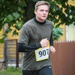 6. Tartu Linnamaraton - Hendrik Tiitson (907)