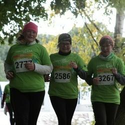 6. Tartu Linnamaraton - Kelina Lillemets (2586), Jane Ojala (2777), Agra Univer (3267)