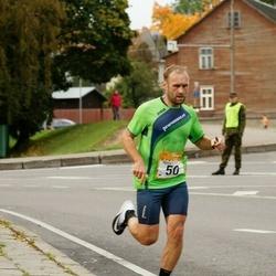 6. Tartu Linnamaraton - Björn Puna (50)