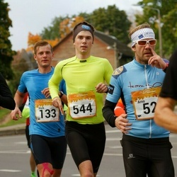 6. Tartu Linnamaraton - Kätlin Aasmaa (109), Maik Müür (133), Kaupo Tammemäe (544)