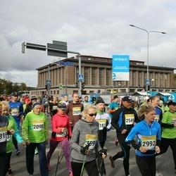 6. Tartu Linnamaraton - Õie Ekbaum (2098), Anne Roos (2992), Anneli Vellerind (3315), Marju Piir (3590)