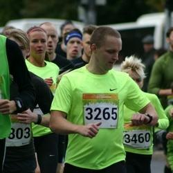 6. Tartu Linnamaraton - Rain Unga (3265), Sven Kask (3392)