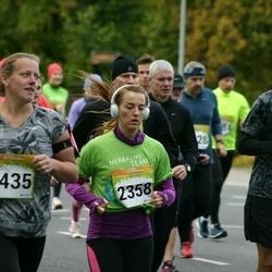 6. Tartu Linnamaraton - Karin Kivi (2358), Kersti Kruusa (2435), Märt Tamm (3161)