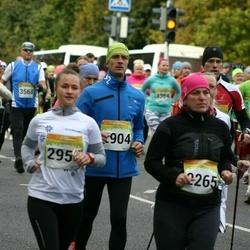 6. Tartu Linnamaraton - Piia Kaldma (2265), Evgeni Trofimov (2904)