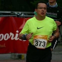 6. Tartu Linnamaraton - Martin Männik (373)