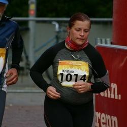6. Tartu Linnamaraton - Kristina Aimla (1014)