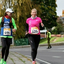 6. Tartu Linnamaraton - Annika Veimer (625), Rene Velli (696)