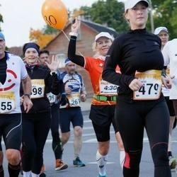 6. Tartu Linnamaraton - Tauno Ojasaar (236), Mart Mikkelsaar (255), Karin Klooster (479)