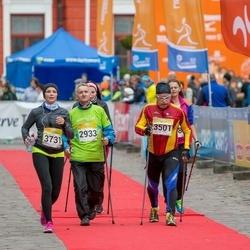 6. Tartu Linnamaraton - Aivar Raud (2933), Martin Kaarjärv (3501), Ann Ipsberg (3731)