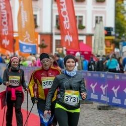 6. Tartu Linnamaraton - Martin Kaarjärv (3501), Pille Laasik (3585), Ann Ipsberg (3731)