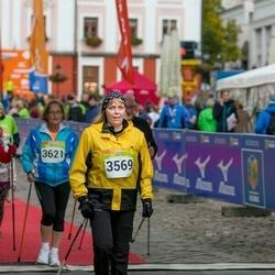 6. Tartu Linnamaraton - Annely Põldaru (3569), Leili Soovere (3621)