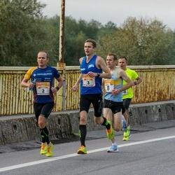 6. Tartu Linnamaraton - Rait Ratasepp (2), Tõnu Lillelaid (3), Jonathan Rosenbrier (8), Artis Davidnieks (628)