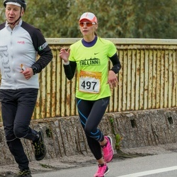 6. Tartu Linnamaraton - Lilian Raspel (497)