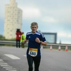 6. Tartu Linnamaraton - Alvar Viikmäe (680)