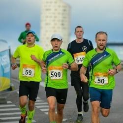 6. Tartu Linnamaraton - Björn Puna (50), Karre Lauring (599)