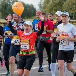 6. Tartu Linnamaraton - Ainar Ojasaar (241), Kalle Kukk (261)