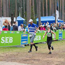 SEB 31. Tartu Jooksumaraton - Oksana Aasa (2086)