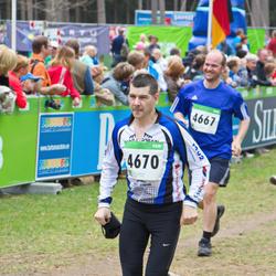 SEB 31. Tartu Jooksumaraton - Aaro Kõlu (4667), Edvin Heldus (4670)
