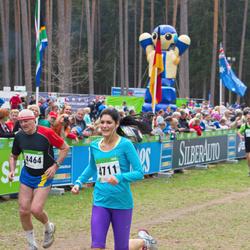 SEB 31. Tartu Jooksumaraton - Tõnu Pullerits (4464), Britta Roosileht (4711)